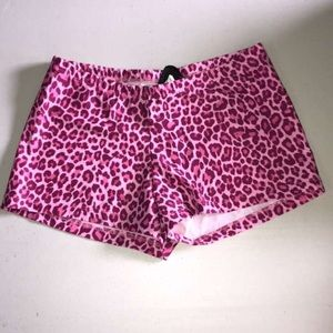 Funky Diva Spandex Shorts, women's size medium